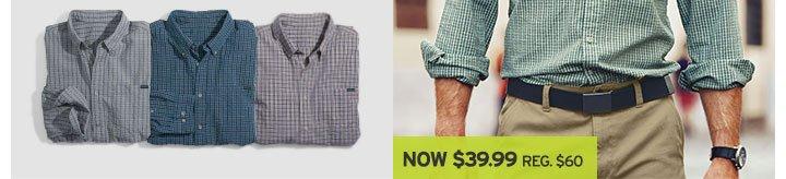 Shop Men's Seersucker Shirt