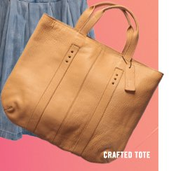 CRAFTED TOTE