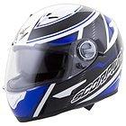 Scorpion EXO-500 'Corsica' Blue/Black Full Face Helmet