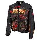 Scorpion Men's 'Departed' Black Textile Jacket
