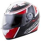 Scorpion EXO-500 'Corsica' Red/Black Full Face Helmet