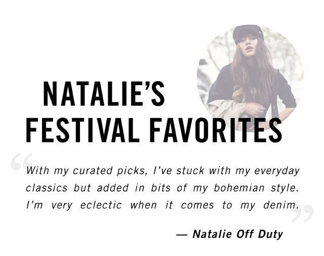 Natalie's Festival Favorites