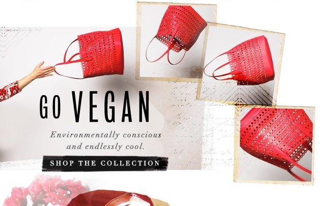 Go Vegan - Shop the Collection