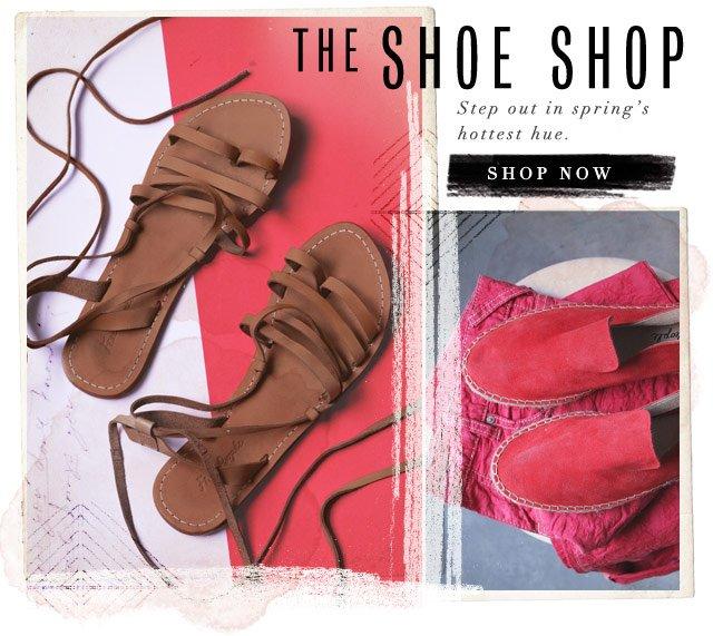 The Shoe Shop - Shop Now