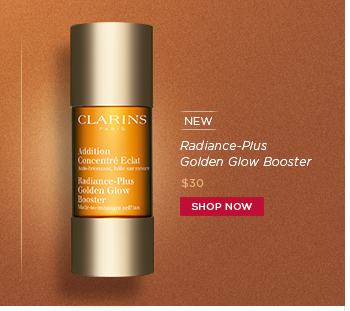 New! Radiance-Plus Golden Glow Booster. Shop Now >
