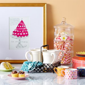 At-Home Sweets Shop: Cake Stands to Coffeemakers