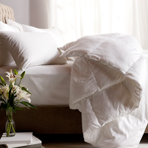 Sink In & Snuggle Up to Down Bedding Essentials