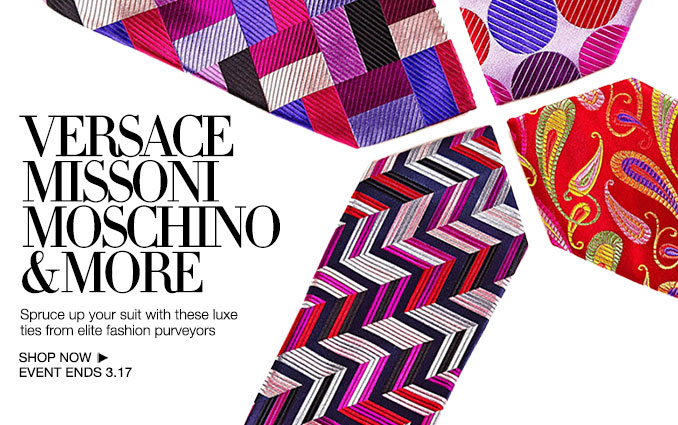 Shop Versace & More - Men