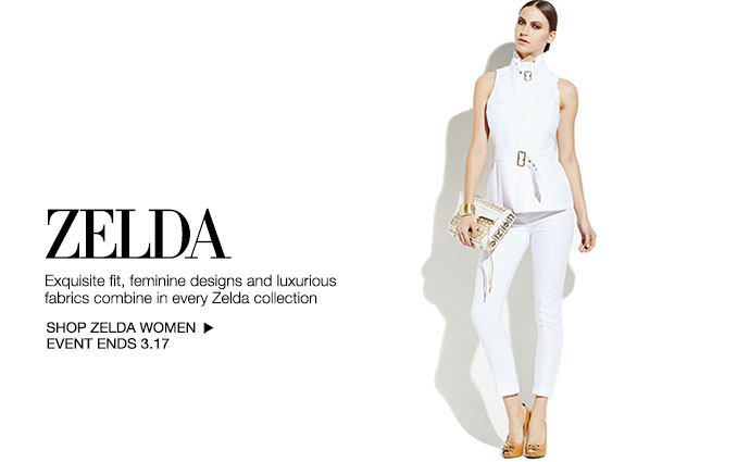 Shop Zelda - Ladies