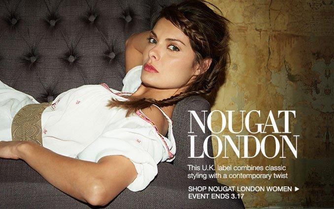 Shop Nougat London - Ladies