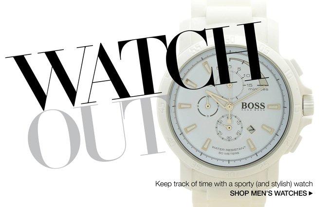 Shop Watches - Men