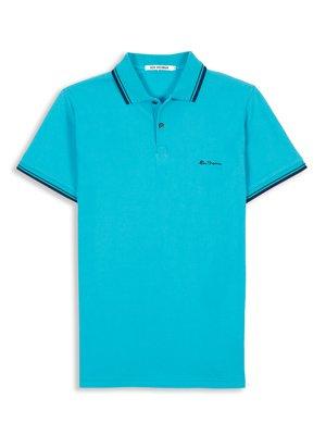 Blue Atoll Classic Pique Polo