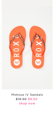 Mimosa Sandals $9.50 - Shop Now