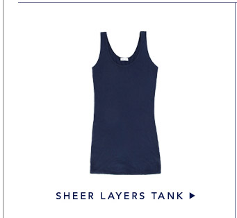 Sheer Layers Tank