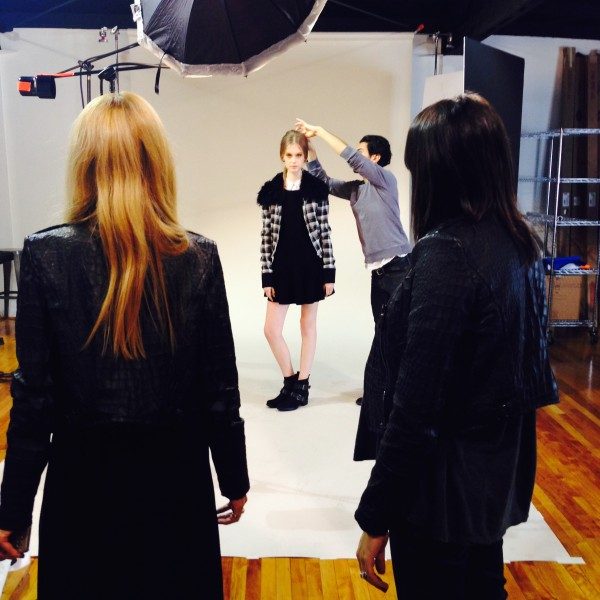 The Making Of Rachel Zoe's Fall 2014 Collection