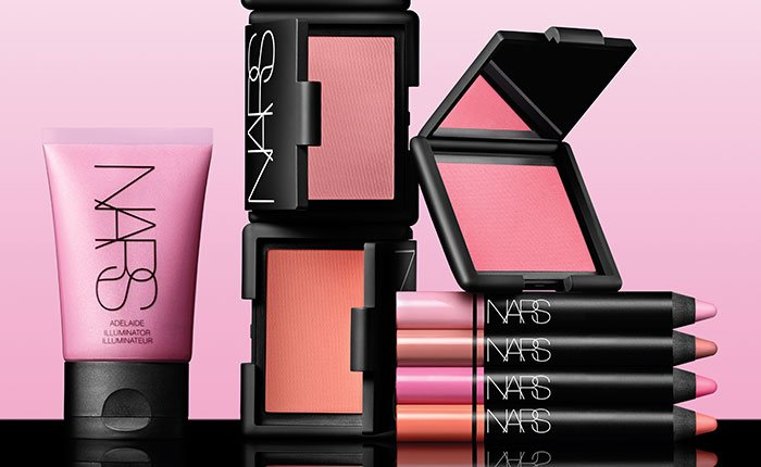 A cutting edge collection of limited edition blushes, lip pencils and an illuminator.