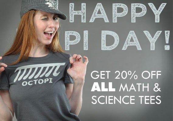 Pi Day Sale