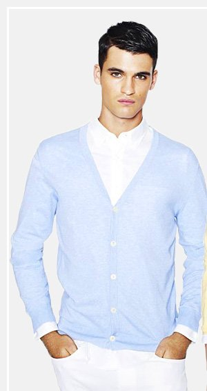 Men's Cotton Cashmere