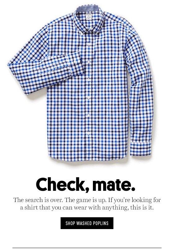 Shop Checkmate Shirts