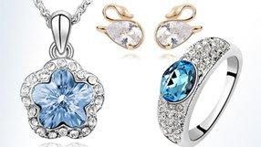 X Crystal Jewelry