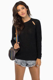 On A Good Day Sweater $42