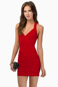 Fabian Bodycon Dress $44
