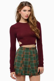 Clarabella Crop Top $28