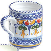 Extra Large Ceramic Mug