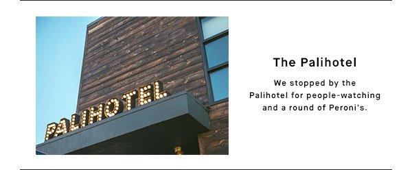 The Palihotel
