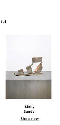Sicily Sandal - Shop now
