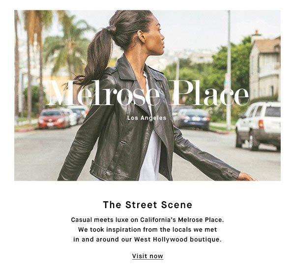 Melrose Place - Los Angeles - Visit now
