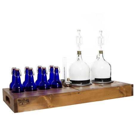 Handcrafted Two Gallon Homebrewing Kit