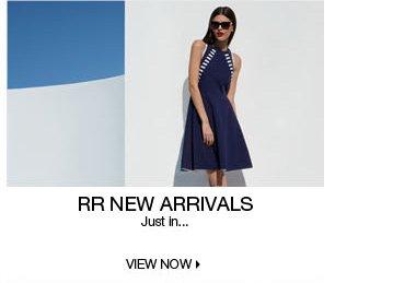 RR New Arrivals