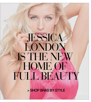 jessica london is the new home of full beauty - shop bras by style