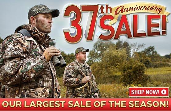 Sportsman's Guide's 37th Anniversary Sale!