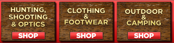 Sportsman's Guide's 37th Anniversary Sale Category Shop image