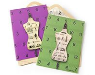 City Couture Assorted Keepsake Note Cards