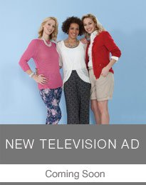 New Televison Ad - Coming Soon
