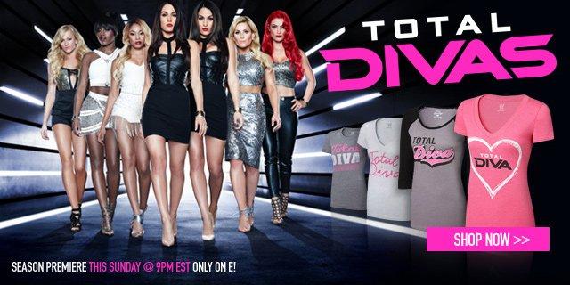 New: Total Divas Merchandise – Tune in Sunday for Season 2 of Total Divas