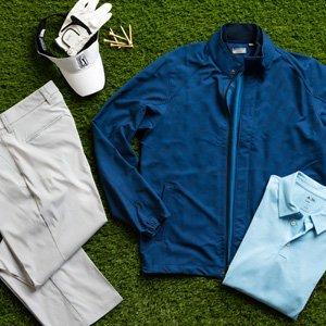Men's Golf Staples