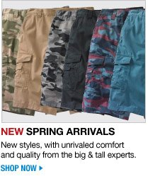new spring arrivals - shop now