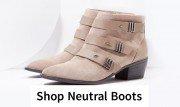 Shop Neutral Boots