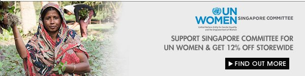 Support UN Women and get 12% off storewide!
