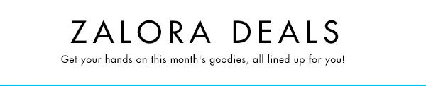 Zalora Deals