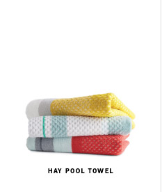 HAY POOL TOWEL