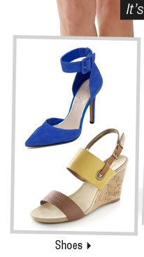 It's the perfect time to buy new spring  arrivals - Shop Shoes