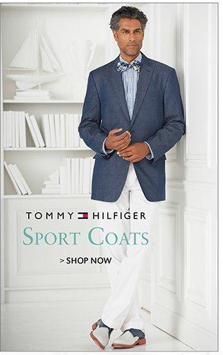 TOMMY HILFIGER SPORT COATS | SHOP NOW