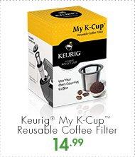Keurig® My K-Cup™ Reusable Coffee Filter 14.99
