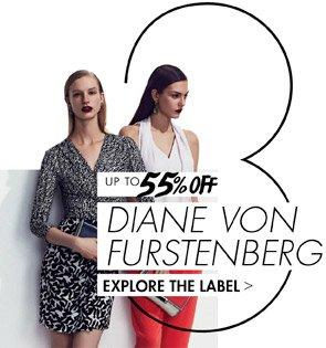 DIANE VON FURSTENBERG UP TO 55% OFF