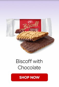 Biscoff with Chocolate